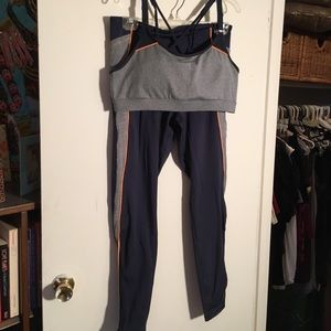 Champion Classic Yoga Set